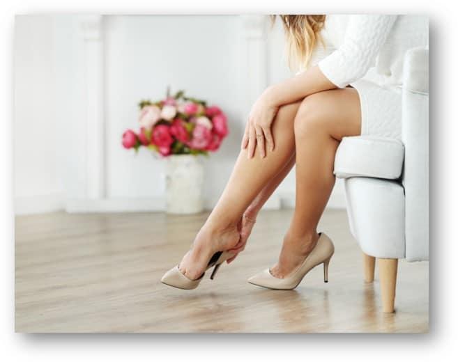 Legs side