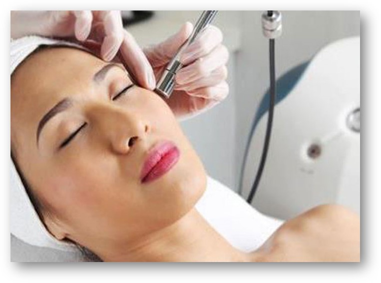 aesthetics dermatology microdermabrasion